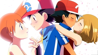 Who is Ash's True Love? (Pokemon Shipping)