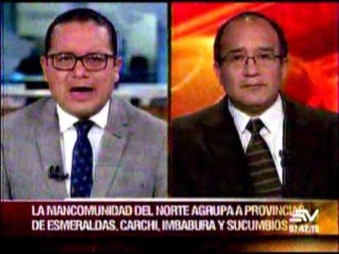 Entrevista Ecuavisa Guillermo Herrera