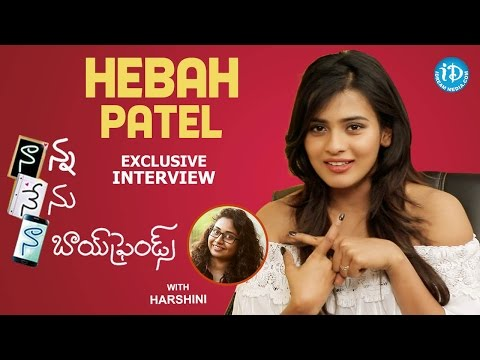 Actress Hebah Patel Exclusive Full Interview