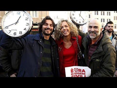 Ιταλία: Αντιδράσεις για τον αποδυναμωμένο νόμο για το σύμφωνο συμβίωσης