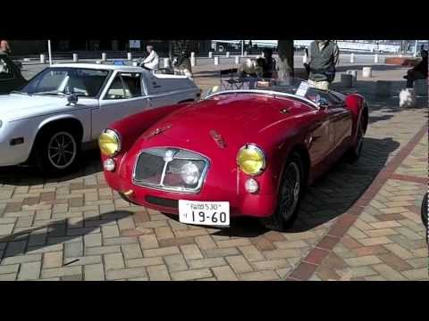 MG – MGA 1600 Classic English Roadster