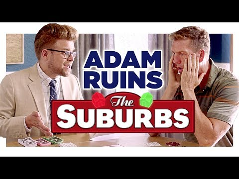 Adam Ruins the Suburbs