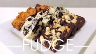 Fudge 2 façons