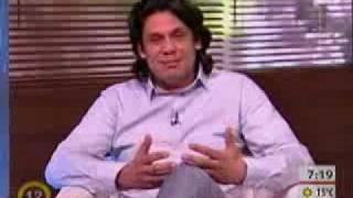 Deutsch Tamás a TV2 Mokka című műsorában