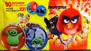 "Sony / Rovio Angry Birds Animated Film NEW Chipicao Croissant with 90 Play Discs Toy to Collect included 10 Special Collectibles and Very Rare Metal Chip available in Europe 2017 Unpacking / Opening Bird & Pig -  & more... Tazos  크루아상Angry Birds Video Games Series Gift Set Surprise Eggs & Toys Mix Unboxing - Sorpresa: https://youtu.be/qmPZafAF-9A   NEW Rovio Angry Birds Giggle Heads Limited Edition Toys Collection: https://youtu.be/4Keb4DuJHeg Rovio Angry Birds Promo Pack Power Dip Lollipop + Candy & Sticker: https://youtu.be/otWLXyJVMk8 Turtles Ninja Chipicao Croissant Holo & Plastic Chip Collections: http://youtu.be/KTf03jCFXQ4 Star Wars Angry Birds Game Mystery Blind Bags Unboxing: http://youtu.be/n_M91nZ3MyQ Angry Birds Black & Pink Bird Toys Candy Dispenser Collections: http://youtu.be/xKfwcLPQEtI Film: Educational Video for Kids 2017 by P.S.W.C. Music: Song Music ""Sound One"" Long Version Ware Created by Me and Are My Property (p)(c) 2013 by Polsih Star Wars Collector ( P.S.W.C. )  http://www.youtube.com/user/supersprinttom/about"