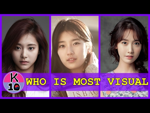 SNSD Yoona VS Miss A Suzy Vs Twice Tzuyu | Who Is The Most Visaul?
