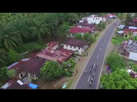 Etape 6 Tour de Singkarak 2017 (Kota Pariaman - Kab. Pasaman Barat)