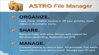 ASTRO Pro YouTube video