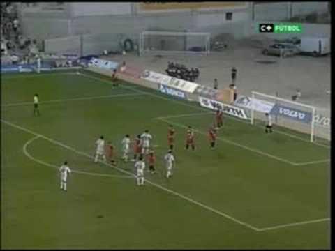 Gol de Perotti en el Sevilla Atlético