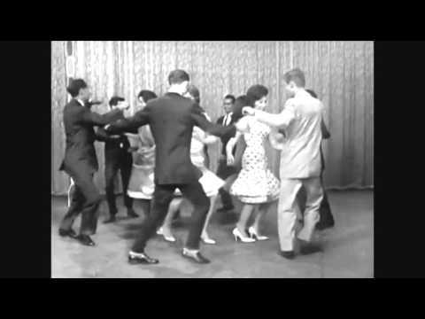 Dance Demonstration of The Twist (1961)
