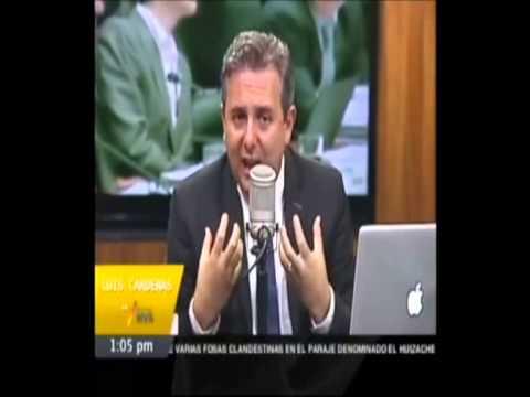 Luis Cárdenas DESENMASCARA a López Dóriga y Televisa