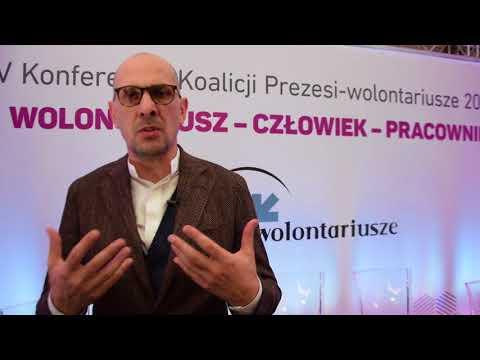 Wolontariat kompetencji, Artur Nowak-Gocławski