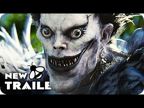 DEATH NOTE 3: LIGHT UP THE NEW WORLD Blu-Ray Trailer (2017)