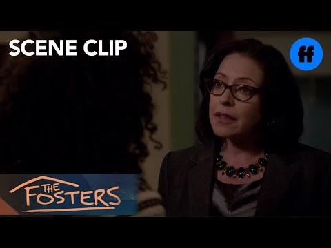 The Fosters 1.17 Clip 'Fitting In'