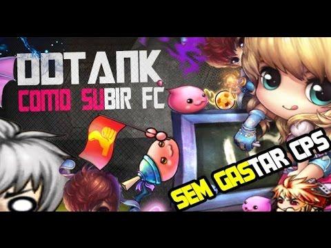 DDTANK - COMO SUBIR O FC SEM GASTAR CUPONS !