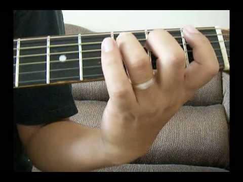 Tutorial LA BAMBA en Guitarra CANCION FACIL