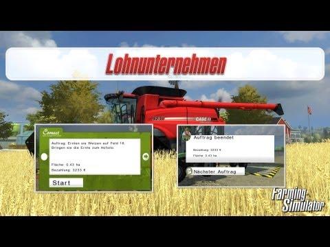 LS 13 Modvorstellung | Lohnunternehmen Mod [Modding-Contest 2013]