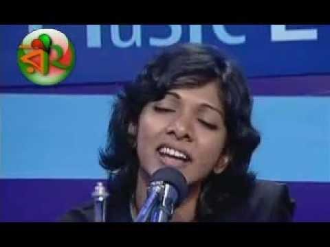 Video Ami Opar Hoye  (Live) download in MP3, 3GP, MP4, WEBM, AVI, FLV January 2017
