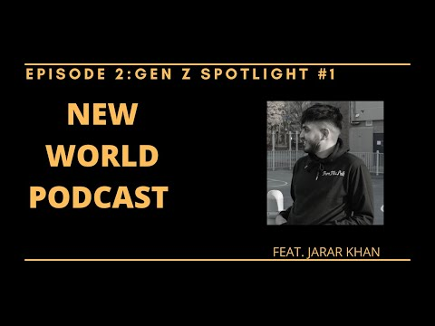 Episode 02: Gen Z Spotlight #1 Feat. Jarar Khan - Civil Society, Social Media, and Education
