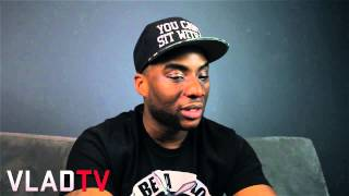 Charlamagne on Selling Crack & Being Scared Straight