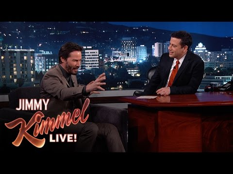 Jimmy - Jimmy asks Keanu a series of random questions. We discover one of Keanu's nicknames, find out whether or not he has seen a ghost and more. SUBSCRIBE to get t...