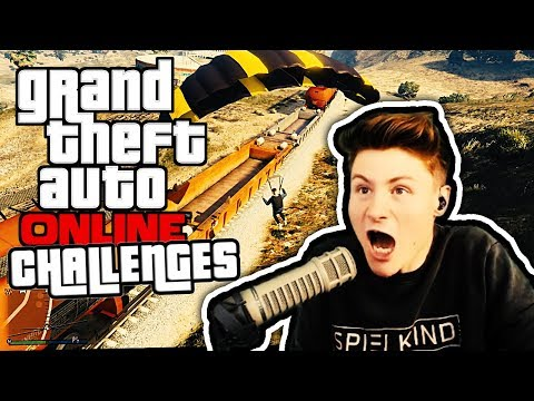 Video Auf Zug Springen Challenge mit Kev | GTA Online Challenges mit Dner download in MP3, 3GP, MP4, WEBM, AVI, FLV January 2017