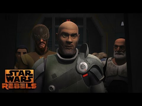 Download Star Wars Rebels: Saw Vs Ezra, Rex & Klik klak HD Mp4 3GP Video and MP3