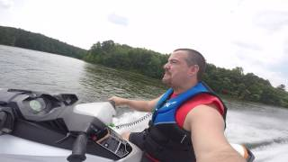 Ski Doo Fun on Coosa River