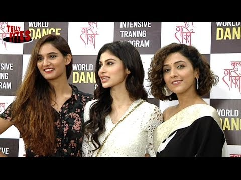 Mouni Roy On World Dance Day Reveal About Her Upco