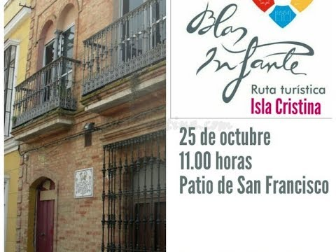 Ruta Turística Blas Infante celebrada en Isla Cristina