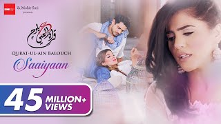 Qurat Ul Ain Balouch - Saaiyaan - YouTube