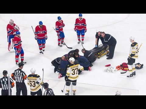 Video: Should NHLers consider adding more protection to their equipment?