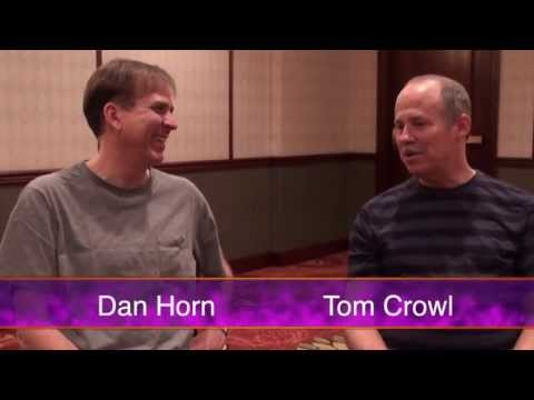Ventriloquist Dan Horn Interview Part 1