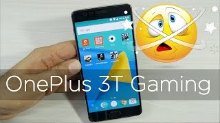 OnePlus 3T Gaming Review with heavy popular games and temp check I play games like Mortal Kombat, Implosion, Asphalt 8 and Nova 3 so that you can judge it's ...