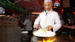 Video Muslim Chinese Street Food Tour in Islamic China | BEST Halal Food and Islam Food in China MP3, 3GP, MP4, WEBM, AVI, FLV Januari 2019