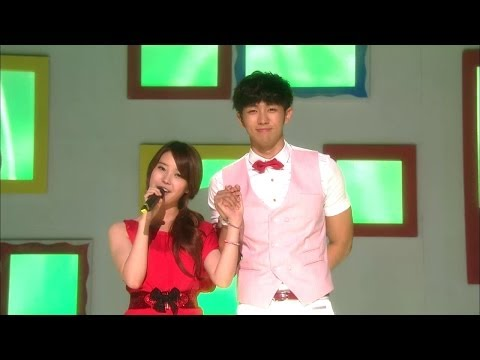 【TVPP】IU - Nagging (with Seulong), 아이유 - 잔소리 (with 슬옹) @ Show Music core Live