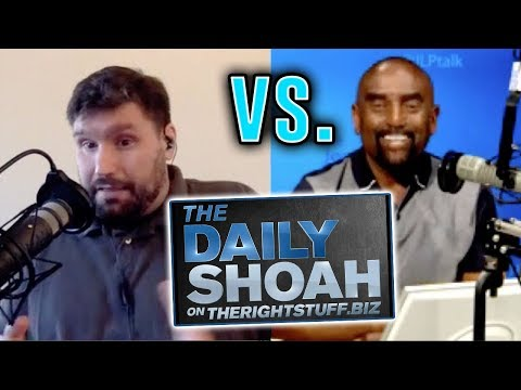 MIKE ENOCH vs. JESSE LEE PETERSON on The Daily Shoah! (VIDEO) - TheRightStuff.Biz - Alt-Right
