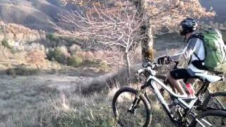 Casentino Italy  City new picture : Admiring Casentino from a MTB