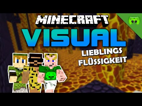 MINECRAFT Adventure Map # 72 - Visual Project 2 «» Let's Play Minecraft Together | HD