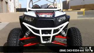 9. 2014 Polaris RZR XP 1000 EPS White Lightning CUSTOM BUILD...