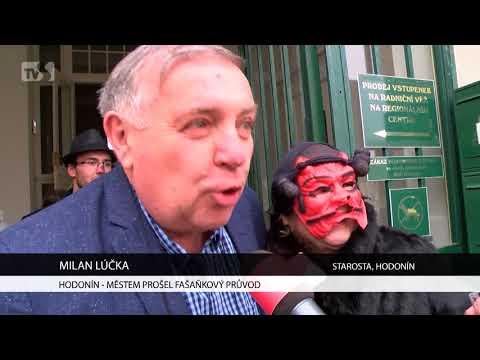 TVS: Hodonín - 13. 2. 2018