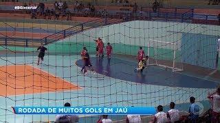 Rodada de muitos gols pela Copa Record em Jaú