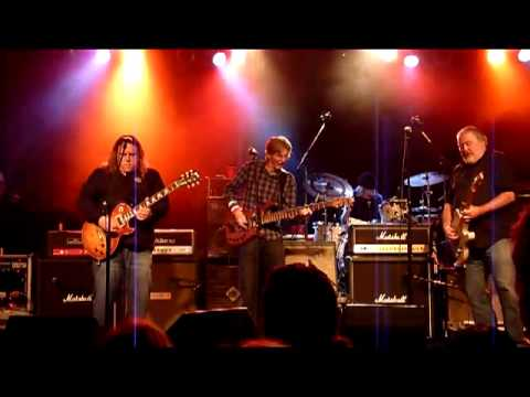 Gov't Mule – Dear Mr. Fantasy with Phil Lesh, David Hidalgo & Jeff Chimenti, No Jorgen 12-09-11