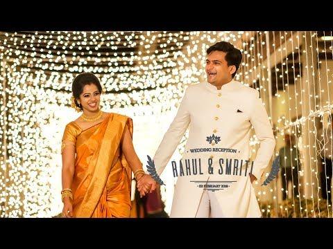 All Smiles! - Wedding Reception Videography at Ramada Kochi | Rahul and Smriti