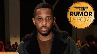 Fabolous Facing Up To 10 Years In Prison