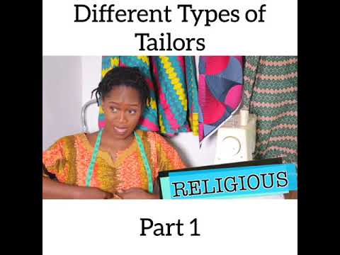 ( Maraji Comedy ) Different Types Of Tailors ( Part 1 )