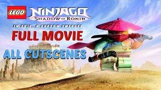 Lego Ninjago Shadow Of Ronin  All Cutscenes / Full Movie