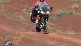 RECORD MONDIAL : 51 000 KM NON STOP EN DUCATI 1200 MULTISTRADA - WORLD RECORD - YouTube