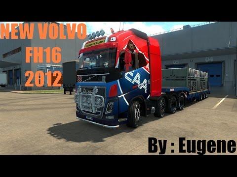 Volvo FH16 2012 6x2-4L 6x4L 8x4L v4.0