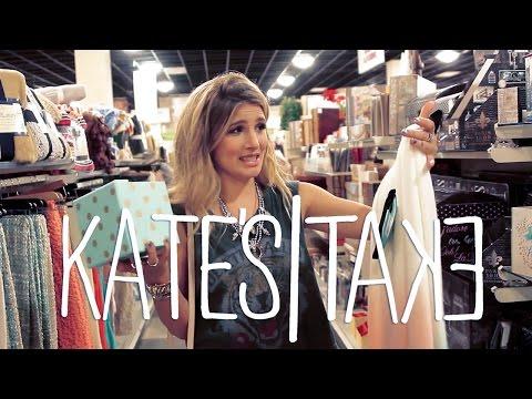 Kate's Take: Come Shop Interior Decor with Me!